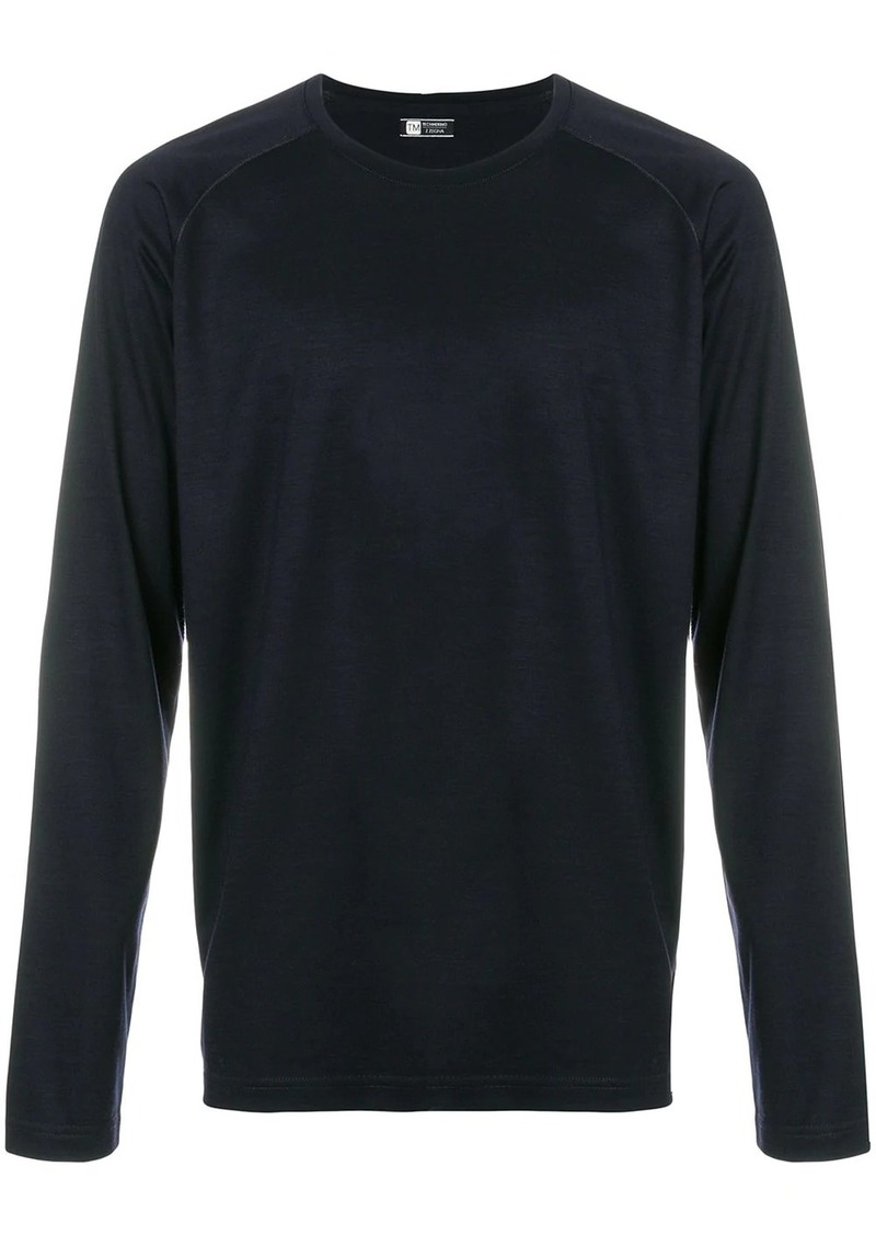 Zegna crew neck sweater