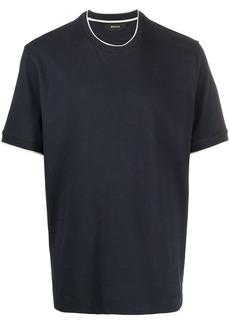 Zegna crew neck T-shirt
