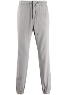 Zegna cuffed drawstring trousers