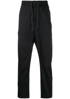 Zegna drawstring cargo trousers