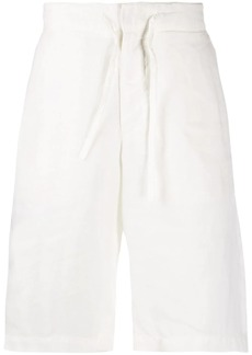 Zegna drawstring waist shorts
