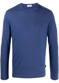 Zegna fine knit sweater