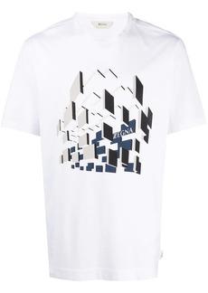 Zegna graphic print T-shirt
