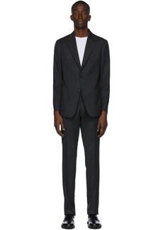 Zegna Grey Merino Wash & Go Suit