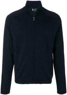 Zegna high neck jacket