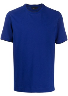 Zegna layered neck relaxed-fit T-shirt