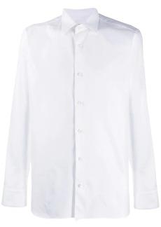 Zegna long sleeved shirt
