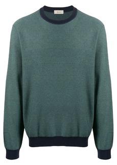 Zegna long-sleeved sweatshirt