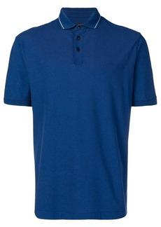Zegna shortsleeved polo shirt