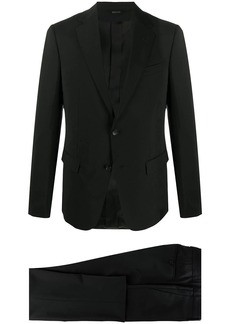 Zegna single-breasted two-piece suit