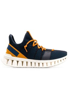 Zegna sock style sneakers