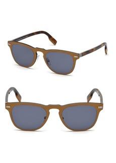 Zegna Square Sunglasses