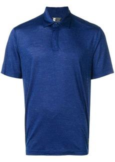 Zegna TECHMERINO™ melange polo shirt