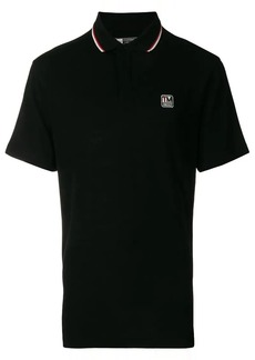 Zegna Techmerino polo shirt