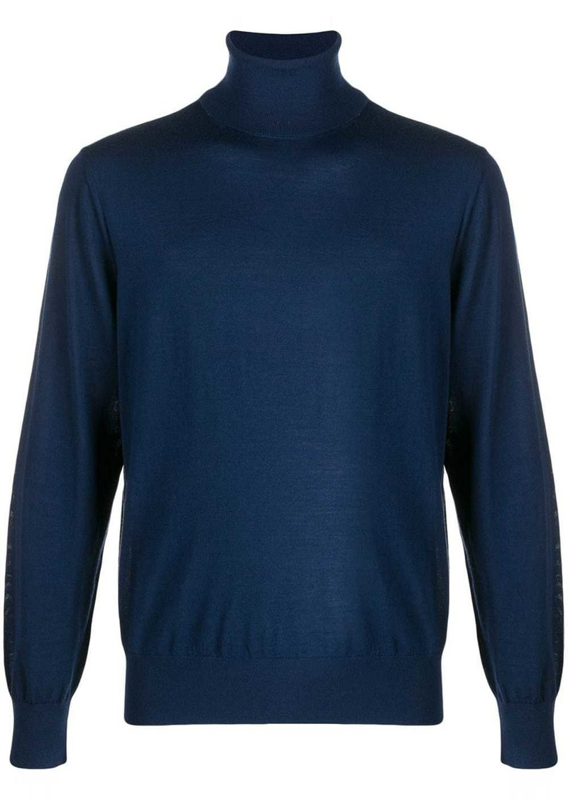 Zegna turtleneck jumper