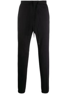 Zegna twill track pants