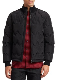 Zegna Ultradown High-Intensity Quilted Jacket