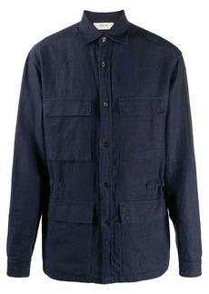 Zegna utility pocket shirt