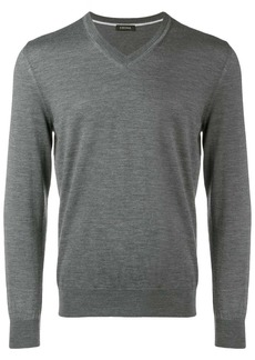 Zegna V-neck jumper