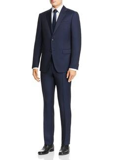 Z Zegna Solid Slim Fit Wool Suit