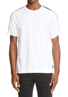 Z Zegna Stripe Cotton T-Shirt