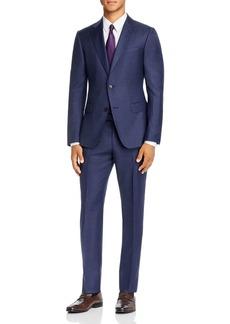 Z Zegna Drop 8 Check Slim Fit Suit
