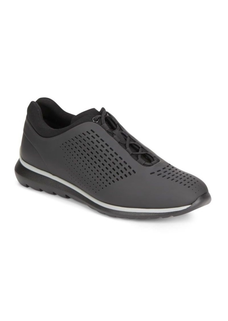 Zegna Sport Perforated Sneakers