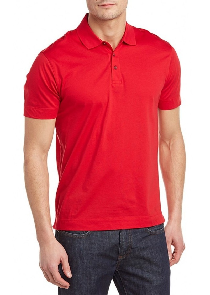 Zegna Z Zegna Pentagon Polo Shirt