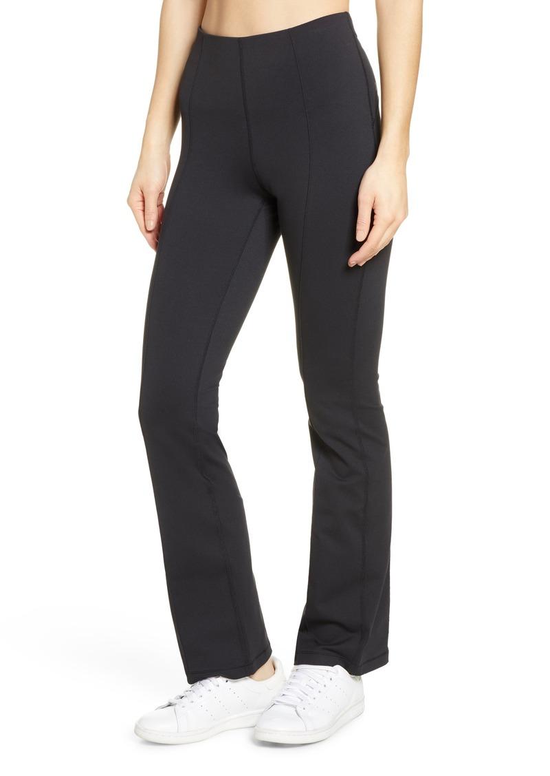 Zella High Waist Uptown Flare Pants