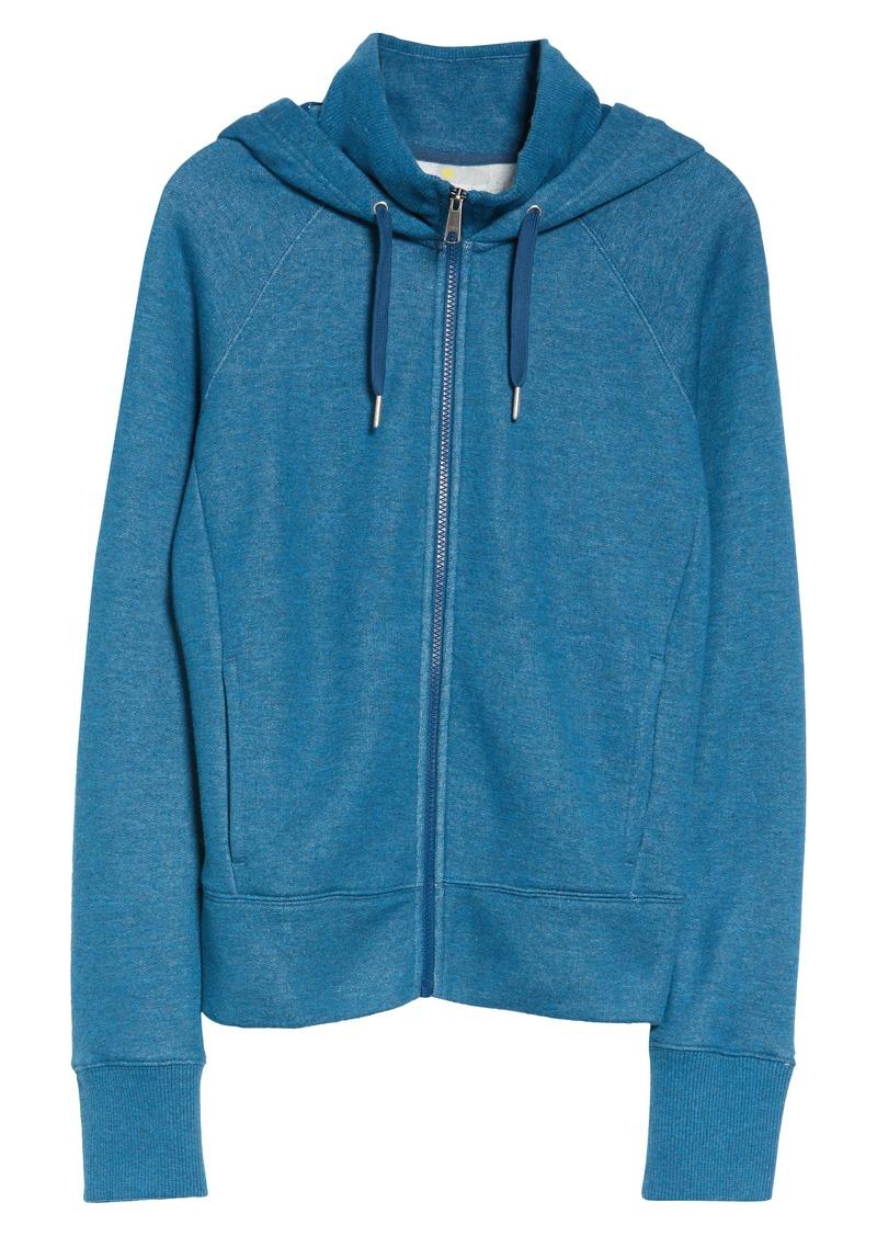 Zella Nola Full Zip Hooded Sweatshirt