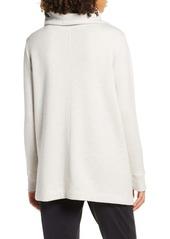Zella Nola Wrap Sweatshirt