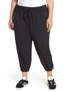 Zella Out & About 2 Crop Pants (Plus Size)