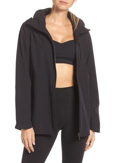 Zella Right as Rain Water Resistant Jacket
