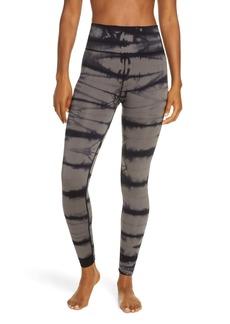 Zella Tie Dye Seamless Ankle Leggings