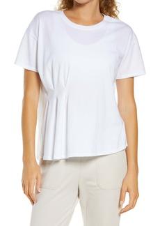Zella Washed Pleated T-Shirt