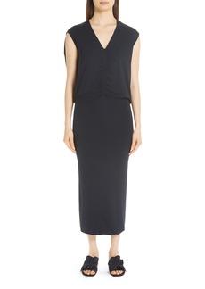 Zero + Maria Cornejo Butterfly Sim Jersey Dress