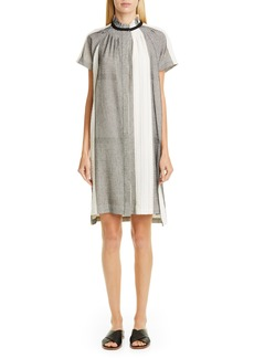 Zero + Maria Cornejo Cadeo Pintuck Day Dress