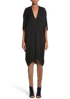Zero + Maria Cornejo Eco Drape Dress