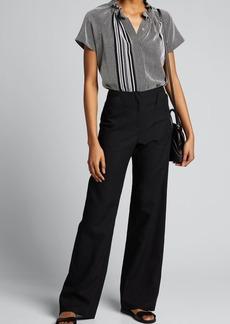 Zero + Maria Cornejo Eda Jersey Pocket Pants
