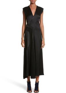 Zero + Maria Cornejo Eve Mosa Midi Dress
