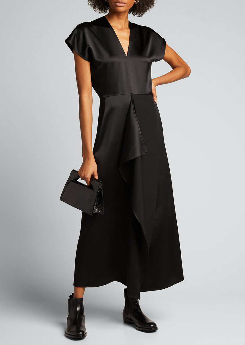 Zero + Maria Cornejo Freya Maxi Dress