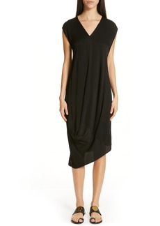 Zero + Maria Cornejo Loop Drape Dress
