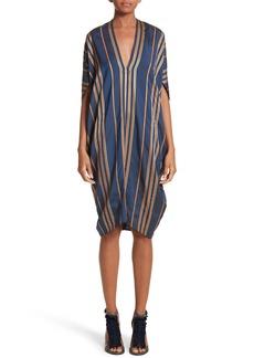 Zero + Maria Cornejo Stripe Dress