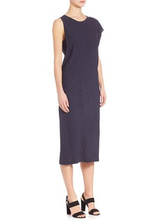 Zero + Maria Cornejo Tomo One Cap-Sleeve Dress