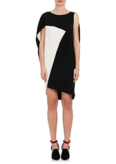 Zero + Maria Cornejo Women's Amale Crepe Shift Dress