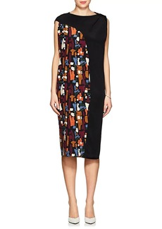 Zero + Maria Cornejo Women's Ara Silk Shift Dress