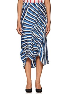 Zero + Maria Cornejo Women's Elise Striped Skirt