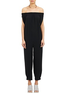 Zero + Maria Cornejo Women's Evie Off-The-Shoulder Jumpsuit