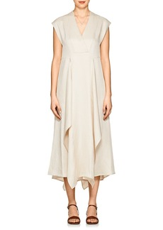 Zero + Maria Cornejo Women's Fin Silky Twill Dress