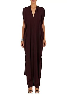 Zero + Maria Cornejo Women's Folio Twill Maxi Dress